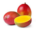Mango Royalty Free Stock Photos