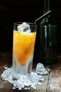 Mango Alcohol Drink Stock Images