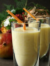 Mango Lassi Royalty Free Stock Photography