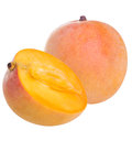 Mangoes Royalty Free Stock Photo
