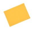 Manila padded envelope Royalty Free Stock Photo