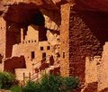 Manitou Springs Cliff Dwellings Royalty Free Stock Photos