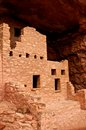 Manitou Springs Cliff Dwellings Museum Stock Image