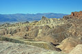 Manly Beacon in Zabriskie Point Stock Photos