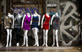 Mannequins Royalty Free Stock Photos