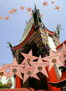 Manns Chinese Theater - Hollywood Stars Royalty Free Stock Photo