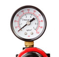 Manometer close up photo isolated Stock Photography