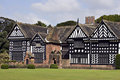 Manor House Royalty Free Stock Photography