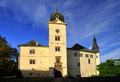 Manor house Hruby Rohozec Royalty Free Stock Photo