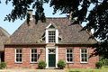 Manor house tonckensborg from the th century in westervelde the netherlands Stock Image