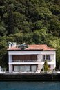 Mansion in Bosphorus Istanbul Royalty Free Stock Photo