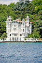 Mansion - Bosporus Royalty Free Stock Photo