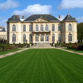 Mansion - Rodin Museum, Paris, France Stock Photo