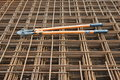 Manual bolt cutter selangor malaysia – october used at construction site to cut reinforcement bar manually Stock Images