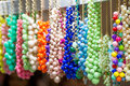 Many beads Royalty Free Stock Photo