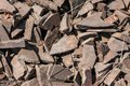 Brown large stones outdoor Royalty Free Stock Photo