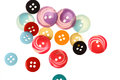 Many buttons Stock Photography