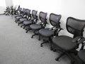 office chairs Royalty Free Stock Photo