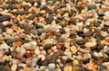 Many-colored little stones Stock Photography