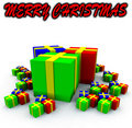 Many Presents 9 Royalty Free Stock Photo