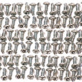 Many small screws Royalty Free Stock Photos
