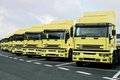Picture : Many trucks for box of