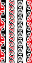 Maori Seamless Pattern Designs