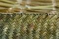 Maori weaving artwork background texture Stock Photos