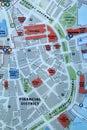 Map Of Downtown Boston