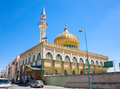 Maquam and  Mosque of Nabi Saeen, Nazareth, Israel Stock Photography