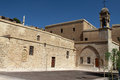 The Mar Behnam Church in Mardin. Kirklar Kilisesi. Stock Photography