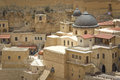 Mar sabas monastery the ancient of in the israeli judean desert is about years old Royalty Free Stock Image