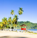 Maracas Bay Royalty Free Stock Image