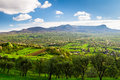 Maramures Landscape Royalty Free Stock Photo