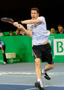 Marat Safin at Zurich Open 2012 Royalty Free Stock Image