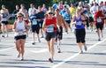 Marathon 2 Royalty Free Stock Photo