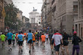 Marathon de rome Photos stock