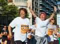 Marathon La Parisienne 2007 Royalty Free Stock Photos