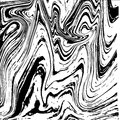 Marble or ink liquid texture. Royalty Free Stock Photo