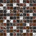 Marble mosaic decor bacground image with color marble effect Royalty Free Stock Photos