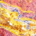 Marble stone background granite elegance effect slab vintage background grunge nature detail pattern construction textured geology Royalty Free Stock Photo