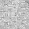 Marble stone mosaic texture gray high res Royalty Free Stock Image