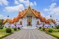 Marble Temple - Bangkok - Thailand