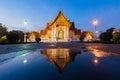 The Marble Temple Bangkok Thailand