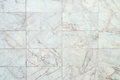 Marble tile wall texture pattern of background Royalty Free Stock Photography