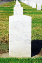 Marble Tombstone Royalty Free Stock Photos
