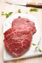 Marbled beef Royalty Free Stock Photo
