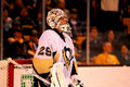 Marc andre fleury pittsburgh penguins Photos libres de droits