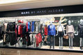 Marc by marc jacoss shop in hong kong located harbour city tsim sha tsui is a clothing retailer Stock Images