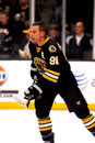 Marc Savard Boston Bruins Royalty Free Stock Photography